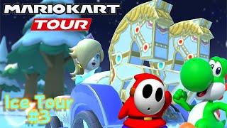 Yoshi & Shy Guy Cups - Mario Kart Tour - ICE TOUR #3