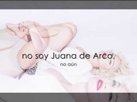 Joan of Arc Madonna. Traducida/subtitulada al Español
