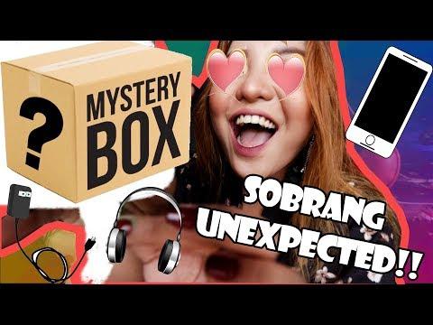 SHOPEE MYSTERY BOX!! (SOBRANG UNEXPECTED NG LAMAN OMGGG!! )