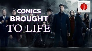 Gotham - A Comic Book Brought To Life! (A Video Essay)