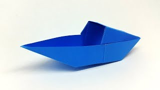 Remake Paper Boat for Clear Concept - How to make an Origami Boat