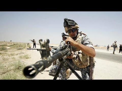 """Группировка """"Исламское государство Ирака и Леванта"""" гатовит наступление на Багдад"""
