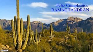 Ramachandran Birthday Nature & Naturaleza