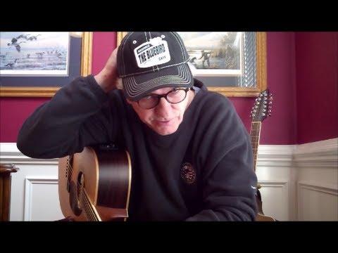 Suspicious Minds - Elvis acoustic lesson - Open G