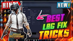 ?TRICKS To FIX LAG in PUBG Emulator | Low End PC BEST SETTINGS | HOW TO FIX LAG TENCENT EMULATOR