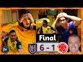 Ecuador 6 Colombia 1   Eliminatorias Qatar 2022 Conmebol   Reacciones Amigos   Club de la Ironía