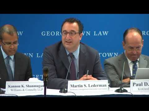 2017 Georgetown Law Supreme Court Institute Preview