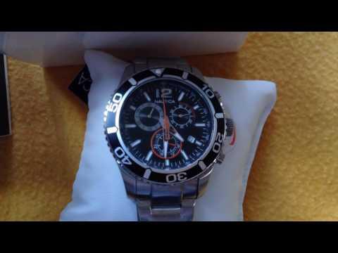 ce5318ed4a96 A16666G - Náutica NST 09 REloj Deportivo 43mm Plateado