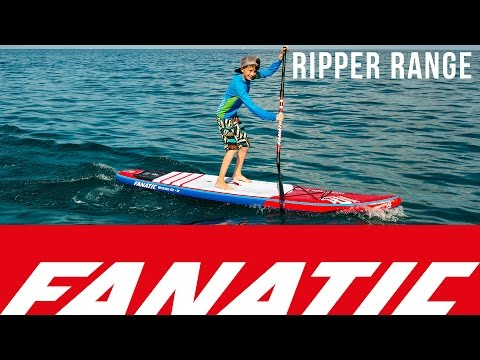 Fanatic Ripper & Ripper Air Range 2016