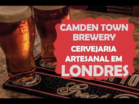 Camden Town Brewery: Craft Beer In London