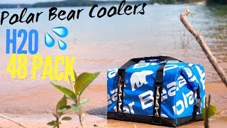 Polar Bear Coolers h2O 48 Pack Review