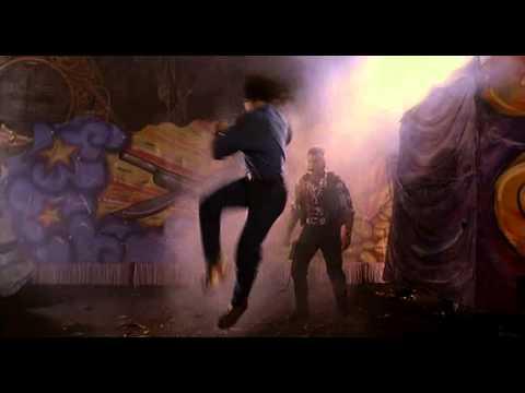 Van Damme ''o alvo''