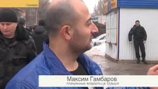 видео Скандал из-за гаража в центре Кременчуга