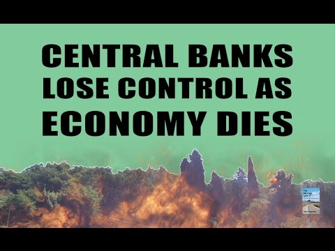 Global Economic COLLAPSE! Here is PROOF Central Banks are Failing!