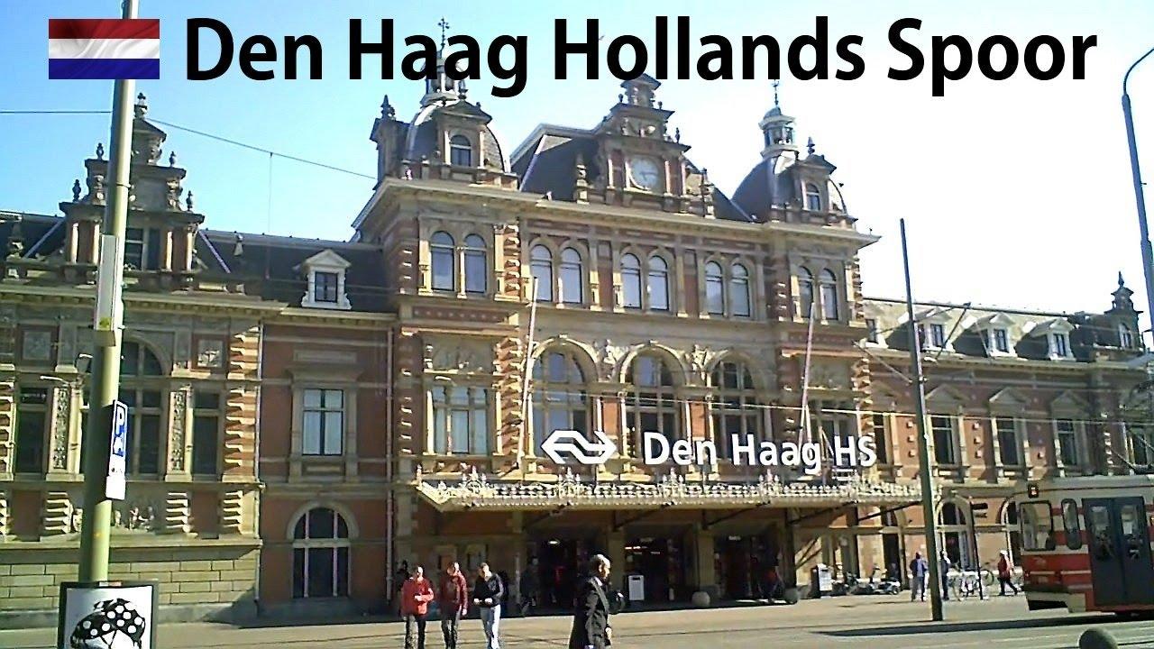 Holland den haag hs railway station 39 het strijkijzer for Waldos travel den haag