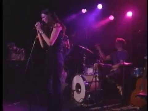 Milla Jovovich - Live At Liberty Lunch (Austin TX 94)