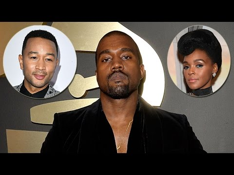 Celebs React To Kanye West's Hospitalization