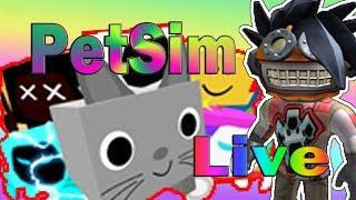 (Roblox) PetSim! Pet Giveaway! //Avatar-Item-Giveaway// (RoadTo800)