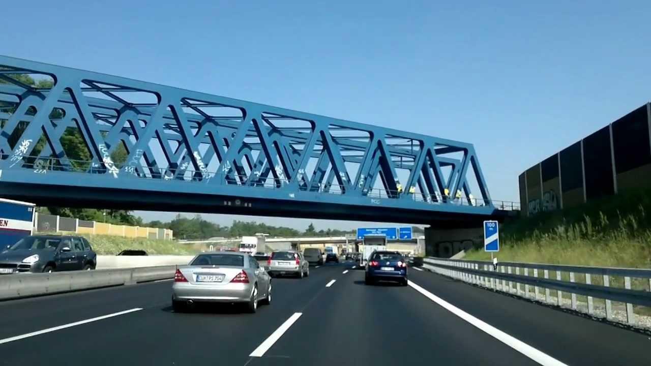 Autobahn Richtung Köln