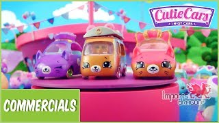 Cutie Cars Season 2 Is Here! | Kids Toy Commercial