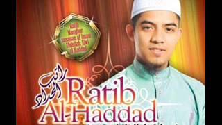 Gambar cover Ratib al Haddad -   Abdullah Fahmi