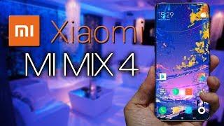 XIAOMI MI MIX 4 - Insane In Display Cameras!