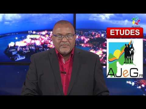Journal du soir Alizés Guadeloupe du 23 Aout 2016