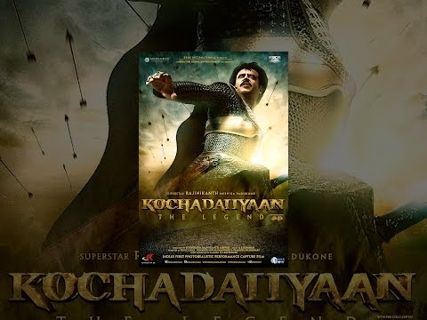 Kochadaiiyaan: The Legend Mp3