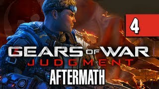 Gears of War Judgment Gameplay Walkthrough - Aftermath Part 4 Let's Play Commentary