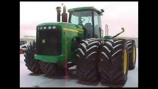Worlds Largest Tractors
