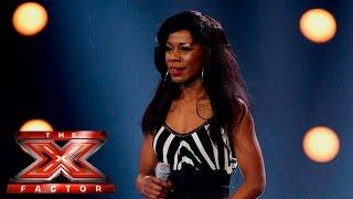 Has Bupsi got what Simon needs?    The X Factor UK 2015