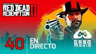 Red Dead Redemption 2 en Español Latino | Capítulo 40