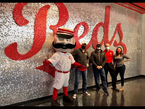 Virtual Field Trip to Great American Ballpark and The Reds Hall of Fame & Museum
