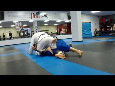 Portela BJJ Gordo Bottom Half Guard