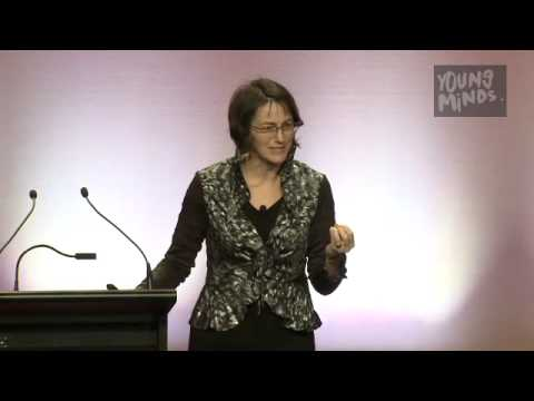 Dr Barbara Fredrickson 'Love - a new lens on the science of thriving' at Young Minds 2012