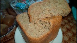 Ржаной хлеб в хлебопечке ENDEVER MB-54