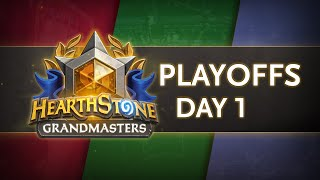 Hearthstone Grandmasters 2020 Season 1 | Playoffs Day 1