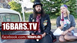 splash! 2013 Spezial #9: Samy Deluxe im Interview (16BARS.TV)