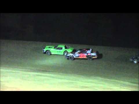 Butler Motor Speedway Street Stock Heat #1 9/18/15