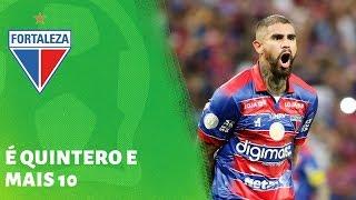 Fortaleza: Quintero é titular absoluto na equipe tricolor