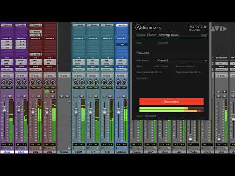 Pro Tools Tech Tip — Audiomovers Listento