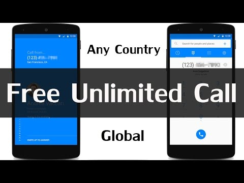 Best Free Calling App for Android to Any Number | Free Globa