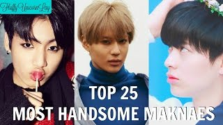 Baixar Most Handsome Maknaes in Kpop Boy Groups [TOP 25] || MY OPINION ||