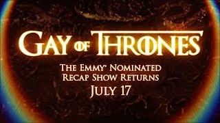 Gay Of Thrones - Season 7 Teaser