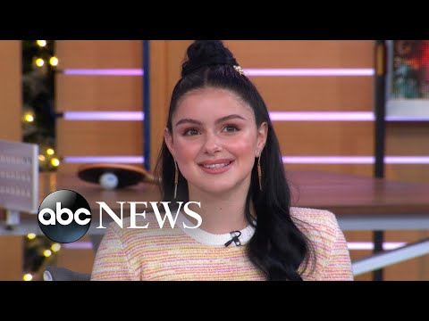 'Modern Family' star Ariel Winter has the cutest Christmas tradition