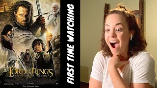 Reacting to Lord of the Rings: Return of the King (FIRST TIME WATCHING!!) part three