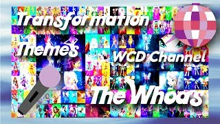 Winx Club - Transformation Themes - The Whoas
