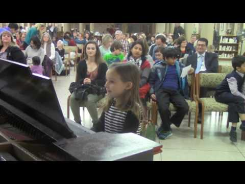 Rochester Academy of Music Fall Recital 2016