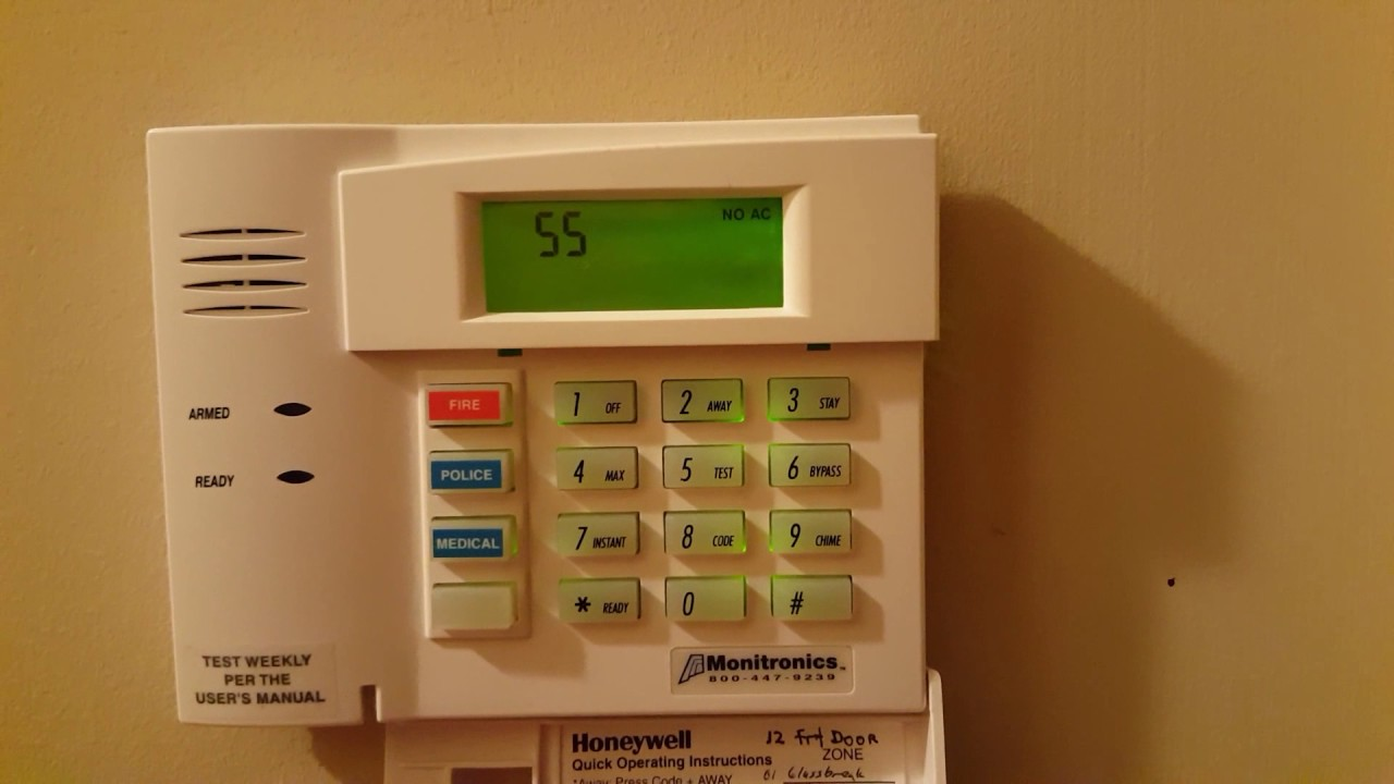 Honeywell monitronics moni 6150rf alarm system clearing fc code honeywell monitronics moni 6150rf alarm system clearing fc code with programming mode sciox Image collections