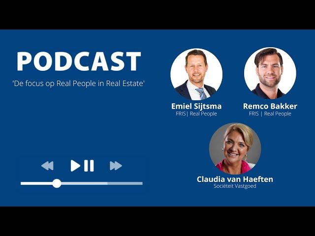 De focus op Real People bij real estate - In gesprek met FRIS #5
